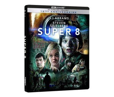 MAJ : Super 8 en 4K Ultra HD Blu-ray Steelbook le 26 mai