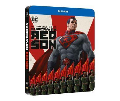 Superman : Red Son sortira le 25 mars en Steelbook Blu-ray chez Warner