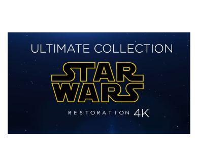 Saga Star Wars en Blu-ray 4K : Le 24 avril 2020 en France et Ouverture des précommandes
