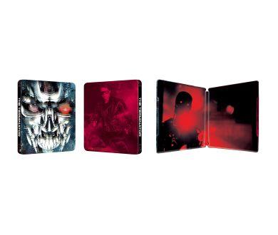 Terminator : Une nouvelle édition Blu-ray limitée Steelbook le 23 octobre