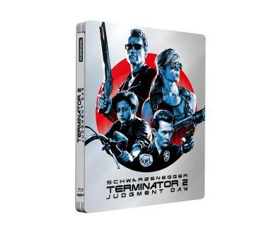 MAJ PRECO : Terminator 2 : 3 nouvelles éditions 4K pour le 30ème anniversaire