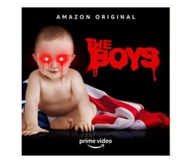 Amazon Prime Video : The Boys (Saison 3), Paper Girls et quelques trailers