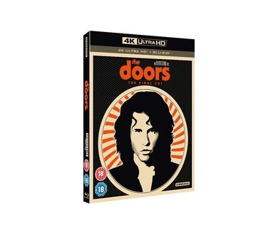 The Doors en version The Final Cut (4K Ultra HD Blu-ray) le 10 juillet