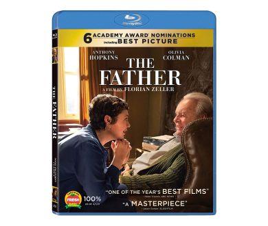 The Father de Florian Zeller en Blu-ray à partir du 18 mai 2021