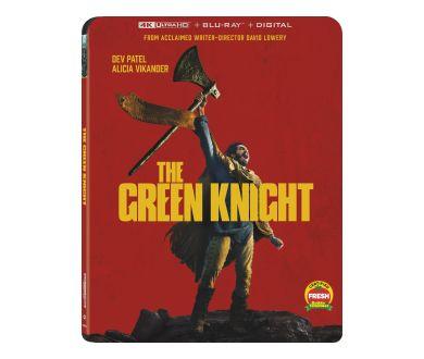 The Green Knight (2021) en 4K Ultra HD Blu-ray dès le 12 octobre chez Lionsgate