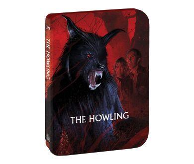 Hurlements (The Howling) de Joe Dante en Steelbook 4K Ultra HD Blu-ray fin octobre