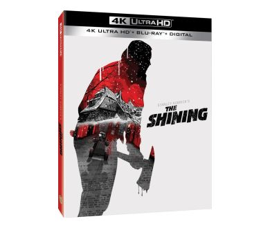 Shining en 4K Ultra HD Blu-ray : Précommandes disponibles (1er octobre)