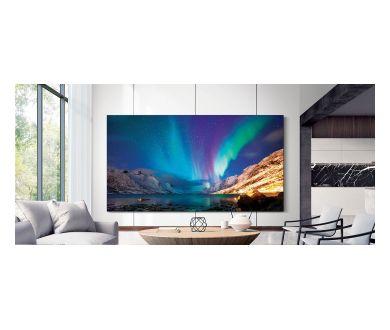 The Wall Luxury de Samsung : La TV 8K MicroLed modulaire jusqu'en 292 pouces