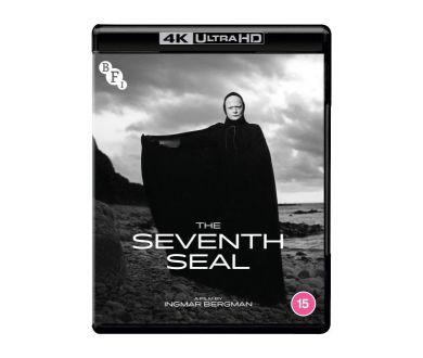 Le Septième Sceau (1957) dès le 18 octobre en 4K Ultra HD Blu-ray (UK)