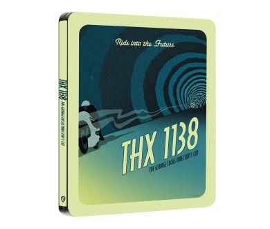 THX 1138 de George Lucas en édition Blu-ray Steelbook le 10 mars 2021