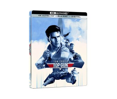 MAJ FRANCE : Top Gun en 4K Ultra HD Blu-ray le 19 mai chez Paramount