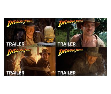 MAJ : Indiana Jones en 4K Ultra HD Blu-ray : Venez découvrir les bandes-annonces !