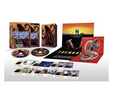 Tremors (1990) : Restauration 4K et édition Ultra HD Blu-ray le 14 décembre