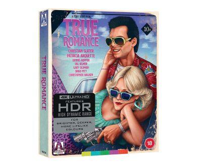 True Romance de Tony Scott aperçu en 4K Ultra HD Blu-ray (juillet 2021)