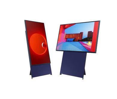 Samsung The Sero : Un téléviseur 4K qui bascule en mode vertical