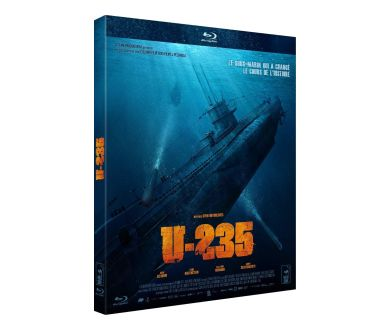 U-235 de Sven Huybrechts en Blu-ray le 15 avril prochain en France