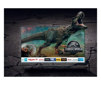 TV QLED et TV UHD 4K Samsung : Jusqu'à 200 euros remboursés jusqu'au 8 janvier 2019