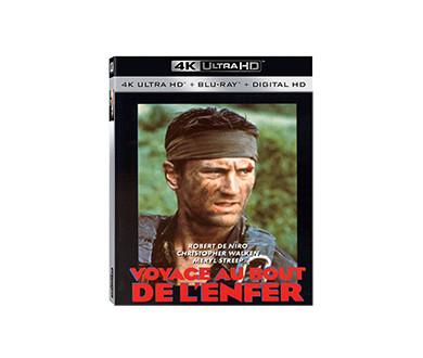 Voyage au bout de l'enfer en Steelbook 4K Ultra HD Blu-ray le 7 juillet 2021