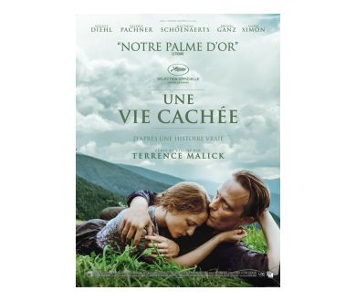 Une Vie Cachée de Terrence Malick : le 6 mai en France en Blu-ray