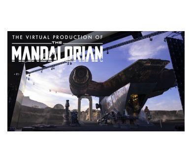 The Mandalorian : Venez découvrir les coulisses d'un tournage innovant grâce à ILM