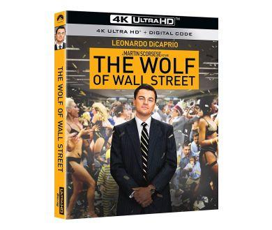 Le Loup de Wall Street de Martin Scorsese officialisé aux USA en 4K Ultra HD Blu-ray