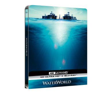 MAJ : Waterworld en Steelbook 4K Ultra HD Blu-ray en France en Novembre