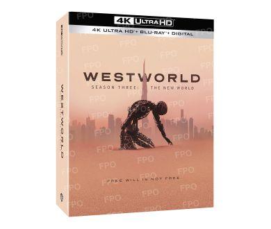 Westworld Saison 3 dès le 17 novembre en 4K Ultra HD Blu-ray