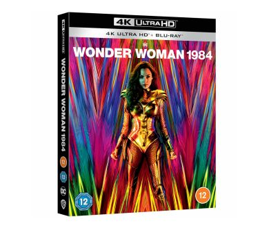 Wonder Woman 1984 à partir du 22 mars (UK) en 4K Ultra HD Blu-ray