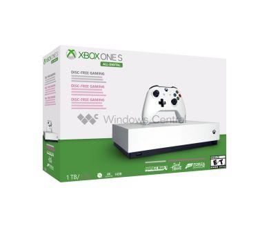 Xbox One S sans lecteur UHD Blu-ray : Très vraisemblablement dès le 7 mai