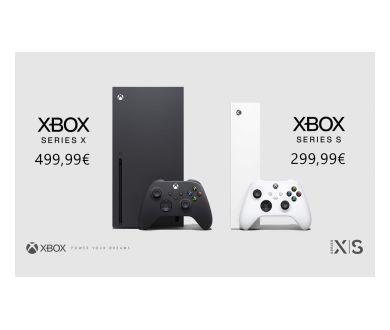 MAJ Amazon : Précommandes des consoles Xbox Series X et S : C'est parti en France !