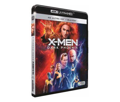 X-Men : Dark Phoenix officialisé en 4K Ultra HD Blu-ray chez Fox