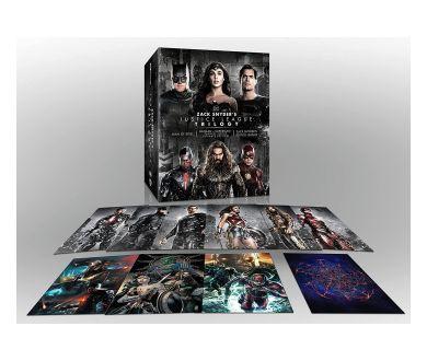 Un coffret Blu-ray 4K Zack Snyder's Justice League Trilogy dès le 7 septembre
