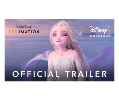 Disney+ : Lancement du nouveau concept Zenimation