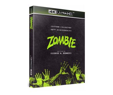 Dawn of The Dead (Zombie) : le 29 avril prochain en 4K Ultra HD Blu-ray