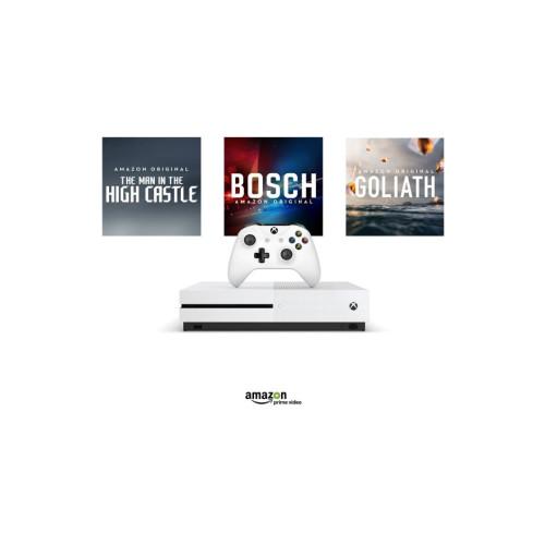 Une version 100% dématérialisée en avril — Xbox One