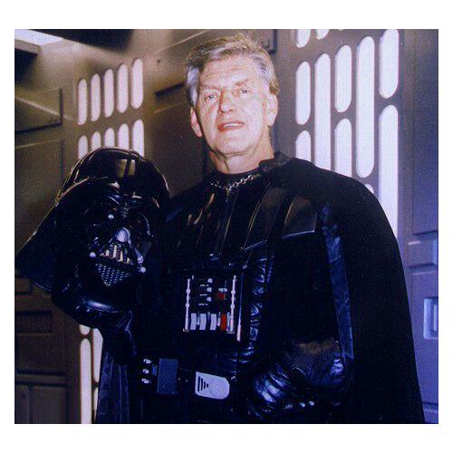 L'acteur Dave Prowse, qui a incarné Darth Vador, est mort
