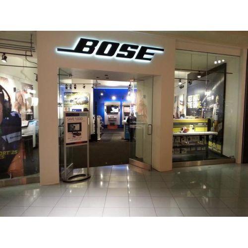 Les boutiques Bose ferment le rideau en Europe et ailleurs