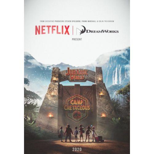 Camp Cretaceous, nouveau teaser de la série Netflix