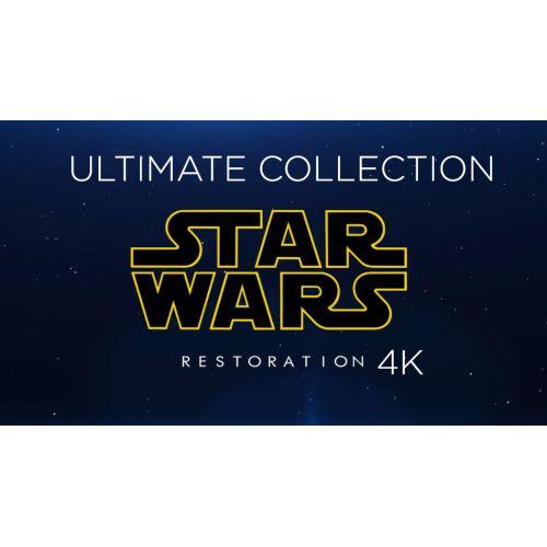 Rumeur : Intégrale de la saga Star Wars en Blu-ray 4K en 2020 ?