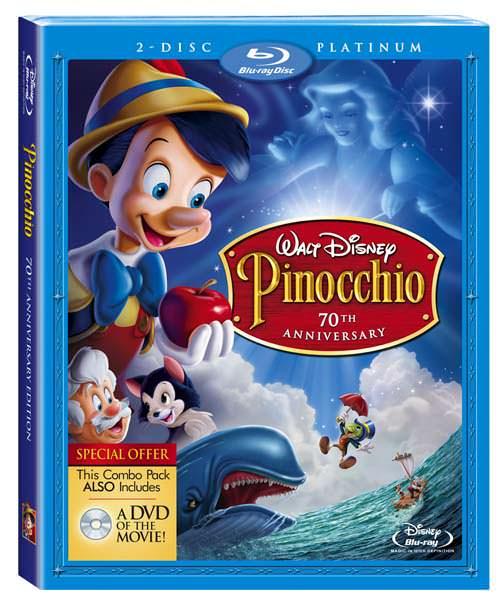 Des éditions spéciales « Blu-Ray + DVD » dès mars prochain chez Disney !