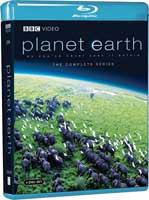 Planet Earth Blu-Ray