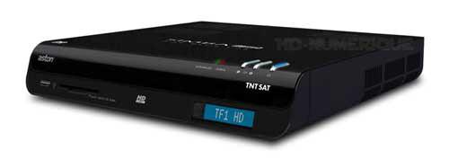 SIMBA HD : un nouveau décodeur TNTSAT HD !