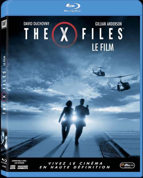 The X-Files : Le Film confirmé en France en Blu-Ray