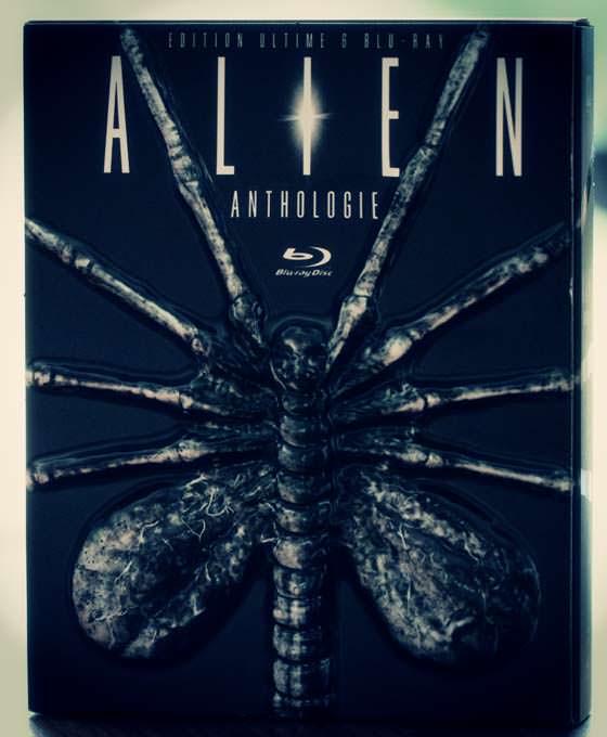 Anthologie Alien en Blu-Ray Français : Premières indications !