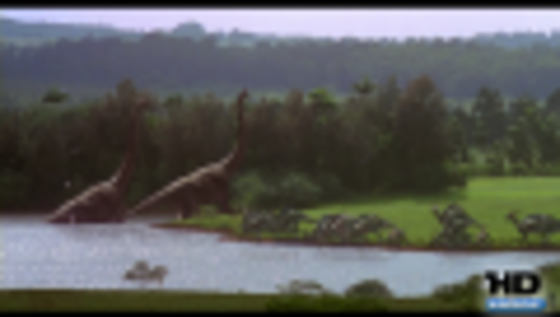 Test Blu-Ray : Trilogie Jurassic Park