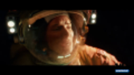 Test Blu-Ray : Gravity