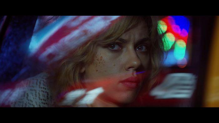 Test Blu-ray : Lucy