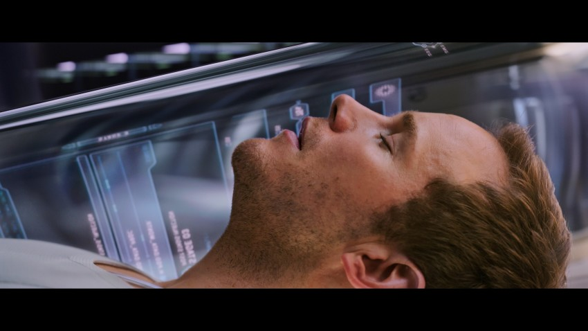 Test 4K Ultra HD Blu-Ray : Passengers (Master 4K)