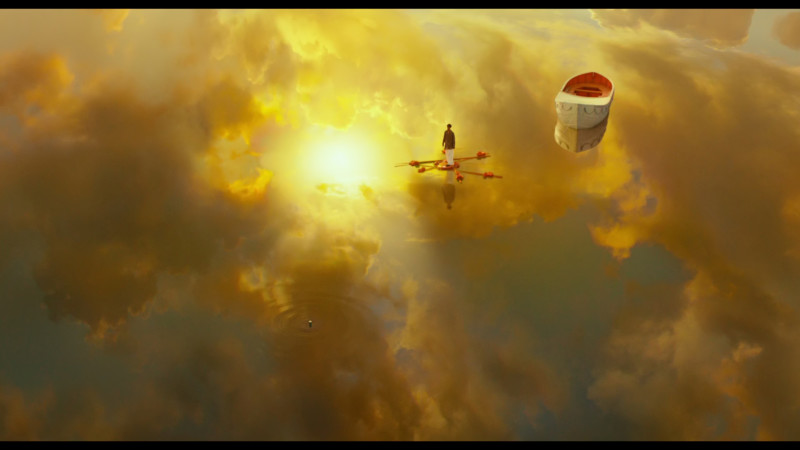 Test 4K Ultra HD Blu-Ray : L'Odyssée de Pi