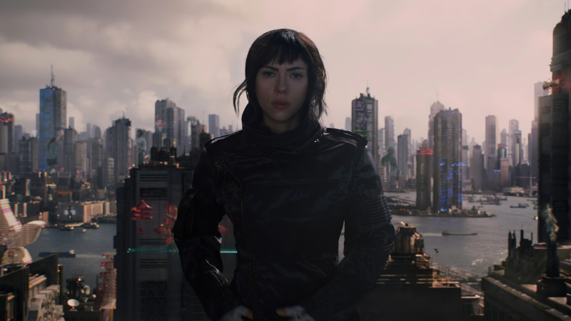 Test 4K Ultra HD Blu-Ray : Ghost in the Shell